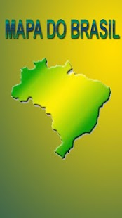 Mapa do Brasil - screenshot thumbnail