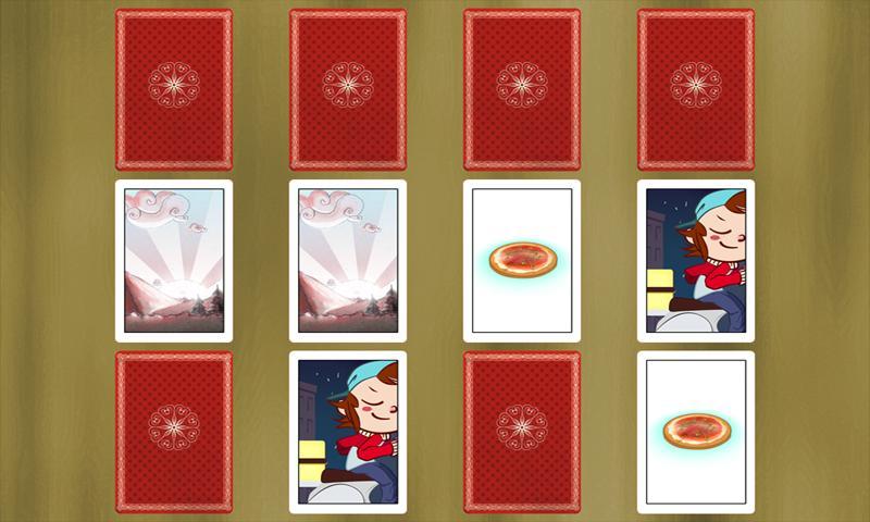 Regulus Memory Match!- screenshot