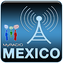 MyRadio MEXICO logo