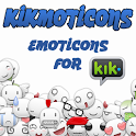 KIK Moticons, Emoticons 4 Kik icon