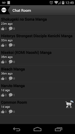 MangaBox- Forums for Manga