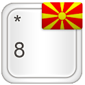 AnySoftKeyboard – Macedonian logo