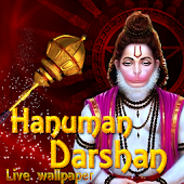 Hanuman Darshan Live Wallpaper