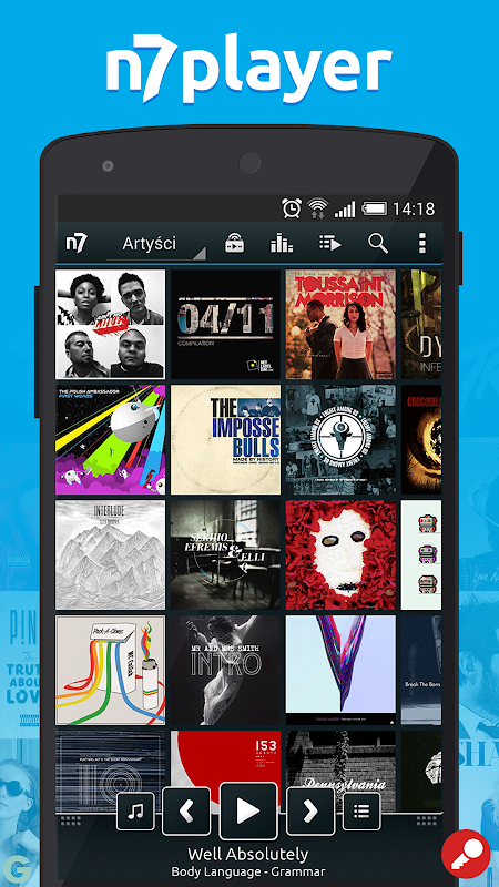 n7player Music Player Unlocker APK 1 2 Download - Free Music & Audio