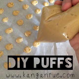 DIY Baby Puffs