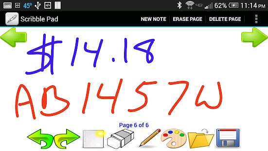Scribble Pad - screenshot thumbnail