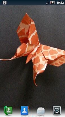 華やかな折り紙ライブ壁紙のおすすめ画像1