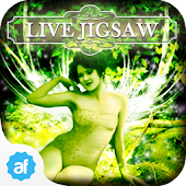 Live Jigsaws - Fairies Dwell
