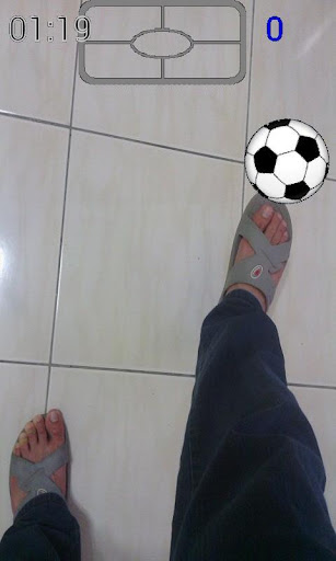 Kick Ball (AR Soccer) 1.15 screenshots 3