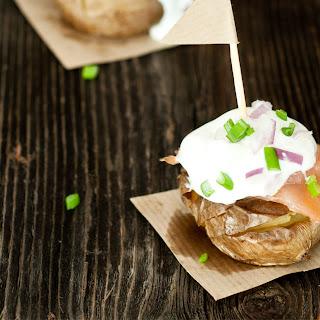 Salmon Potato Appetizer Recipe