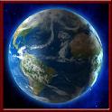 Earth HD Live Wallpaper icon