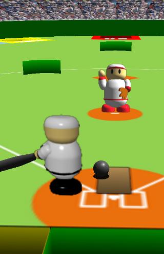 野球タッチ