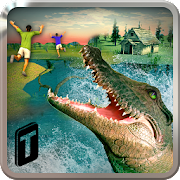 Swamp Crocodile Simulator 3D