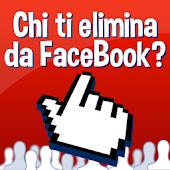 Chi ti elimina da facebook?