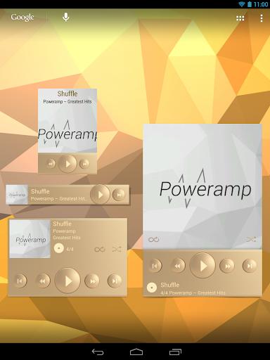 Widgets Kit for Poweramp  screenshots 5