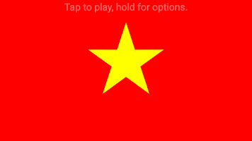 Screenshot of Chao co Viet Nam