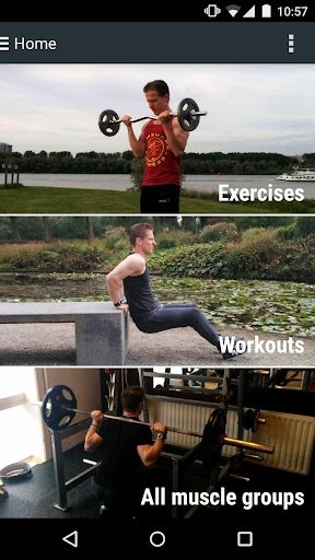 Arm Workout Exercises