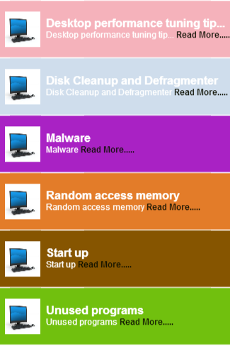 Performance Desktop Guide