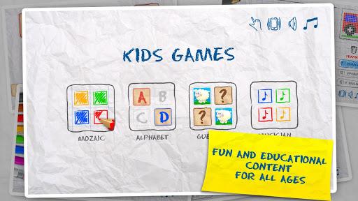 Kids Games (4 in 1) 3.1 1