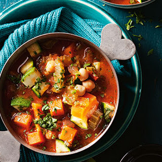 Moroccan Chicken Soup.