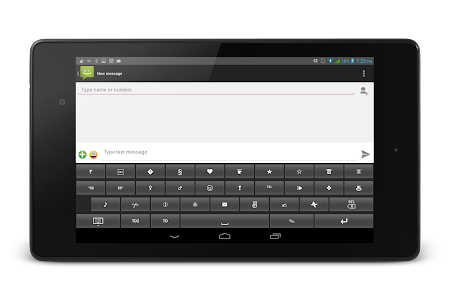 TypeDroid Pro with Keyboard screenshot 7