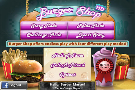 Game Burger Shop APK for Windows Phone