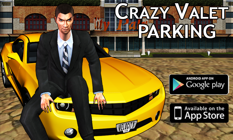 Crazy Valet Parking King 3D - screenshot