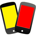 PenaltyFlip: Red Card, Yellow Card, Green Card icon