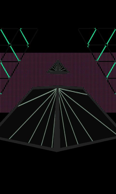 Daft Punk Audio Visualizer - screenshot