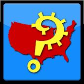 Logo Quiz - Länderumrisse
