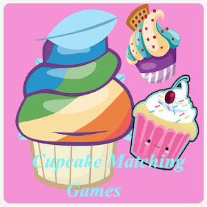 Freeapkdl Cupcake Matching Games for ZTE smartphones