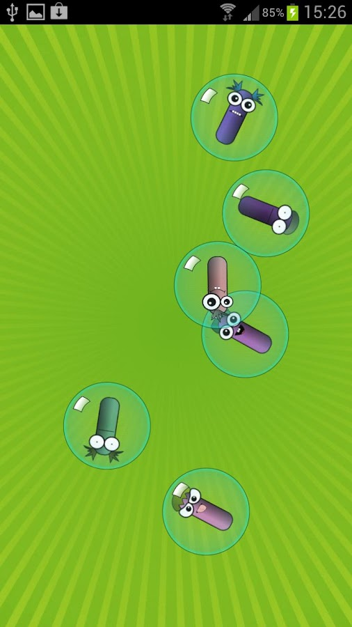 Worm Puncher- screenshot