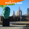 Kansas City Street Map logo