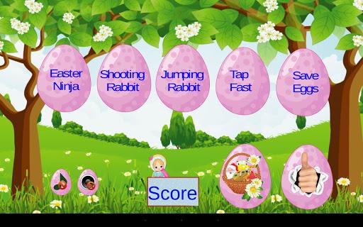 復活節運動會2為孩子們