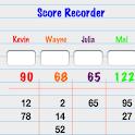 Score Recorder icon