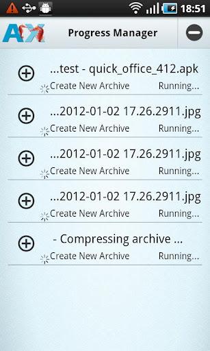 AndroXplorer Pro File Manager v4.6.2.9 APK