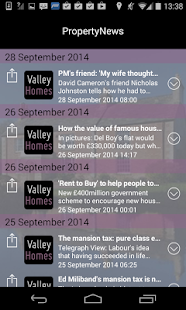 Valley Homes- screenshot thumbnail