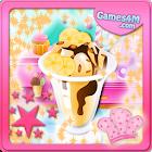 Banana Ice Cream Cooking Games icon