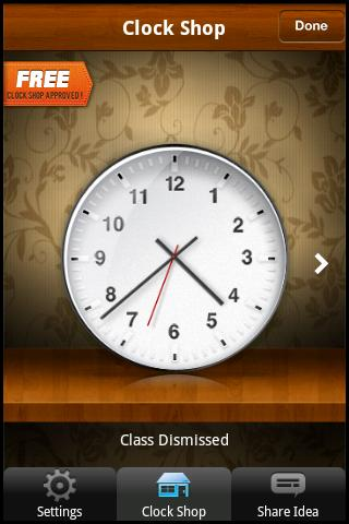 Design O' Clock- screenshot
