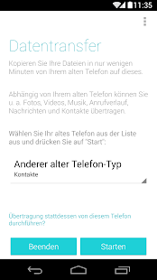 Motorola Migrate Screenshot