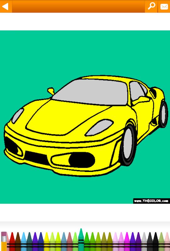 Download Kendaraan Mobil Truk Mewarnai Dengan Thecolorcom Oleh