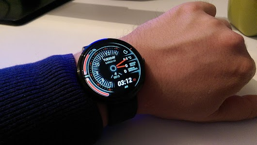 Torque Watch Face v1.4