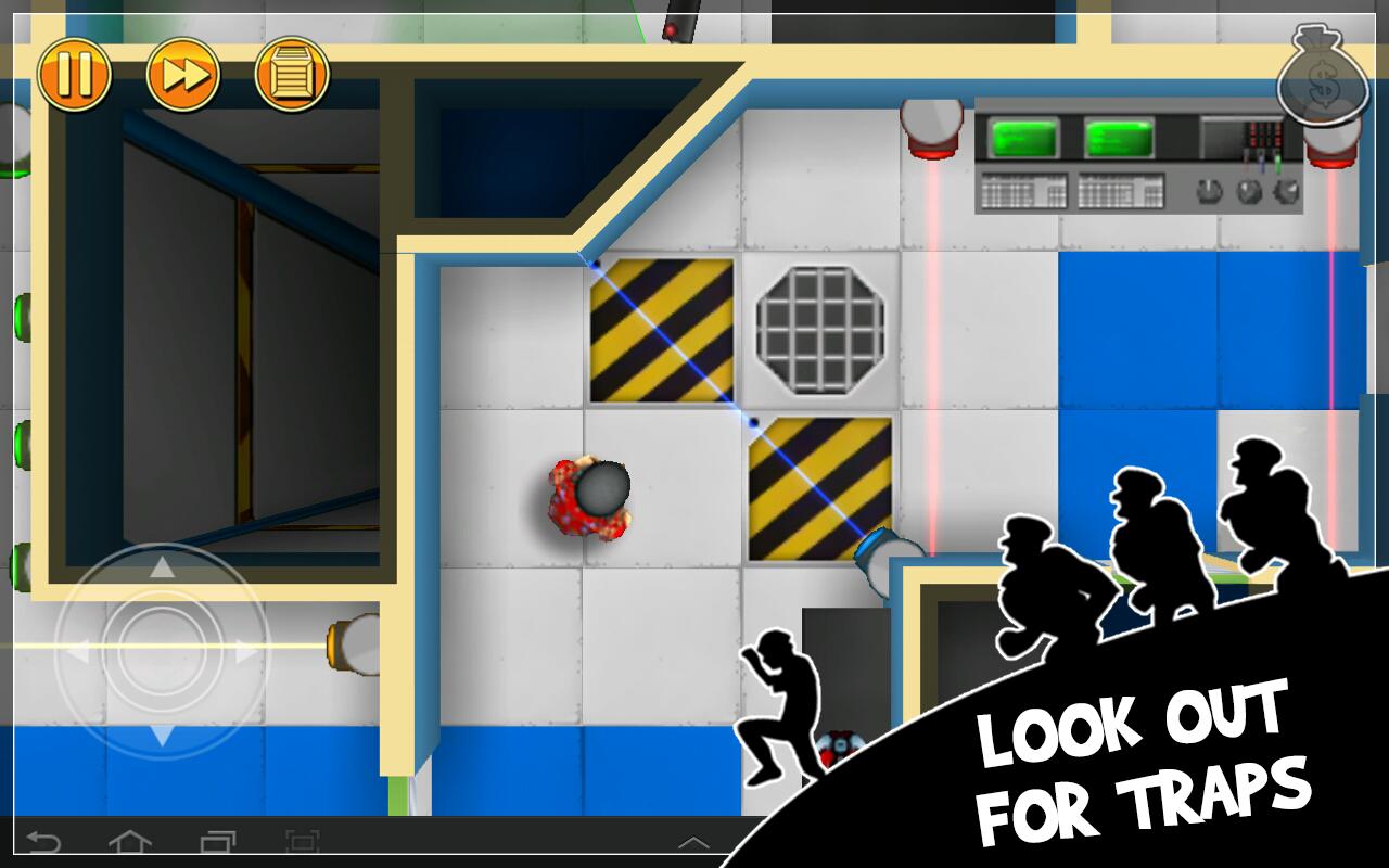Robbery Bob Free AJA screenshot #20