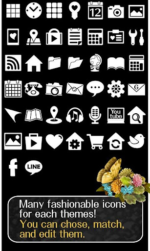 Flowers & Leopard Wallpaper 1.0.0 Windows u7528 4