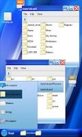 Screenshot of Windows File Manager