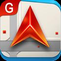 Mapbar Navigation icon