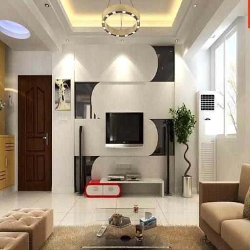 客廳裝飾理念 生活 App LOGO-硬是要APP