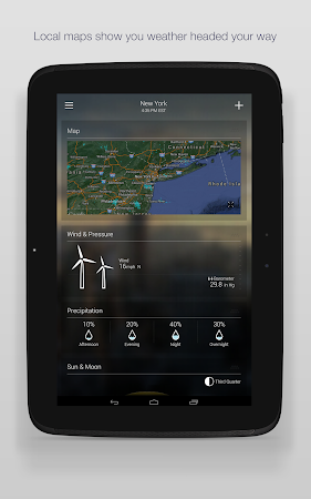 Yahoo Weather 1.3.9 screenshot 2119