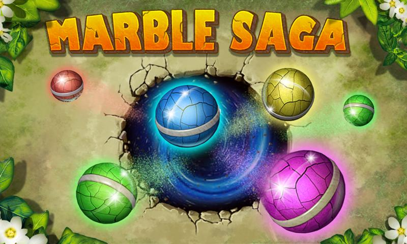 Marble Saga - screenshot