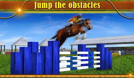 Horse Show Jump Simulator 3D 1.1 screenshot 40844